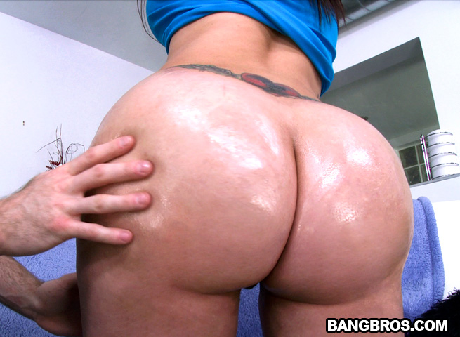 Most perfect ass in porn